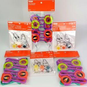 Halloween Disc Launchers & Suncatcher Kit
